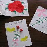 母の日のメッセージカードを手作りしませんか?簡単だけど感動倍増!