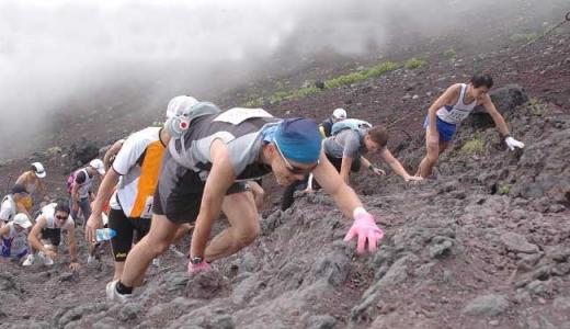 富士登山競争/駅伝2016年~今年もあります!走ります!~