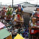 三国祭り(みくにまつり) 2016年日程決定!圧巻の武者人形の山車を見に行こう
