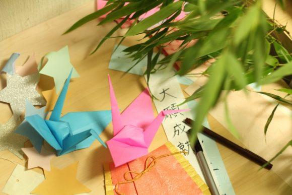 網飾り 七夕飾り 網飾りの作り方は?(画像あり)意味や可愛いアレンジ方法もご紹介!