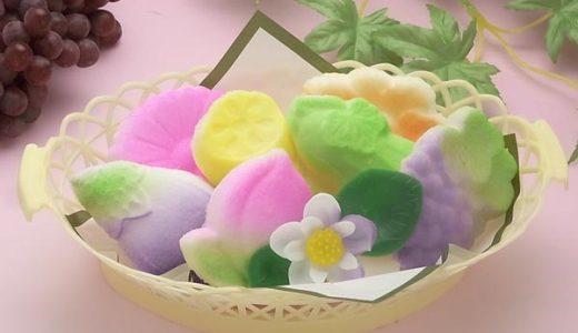 「落雁」お盆のお供えのお菓子!まずいアレの由来や形の意味を紹介します