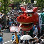 酒田祭りは2016年も熱い! ディズニーのパレードはいつ?