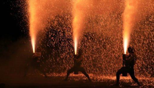 豊橋祇園祭、頼朝行列2016年の日程と見どころ。花火大会を観るには?