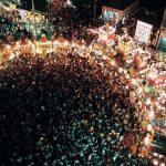 熊谷うちわ祭、2016年の日程と見どころは?~山車が集結する曳き合わせ叩き合い