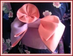 浴衣の帯の結び方~おしゃれなアレンジを動画で紹介!