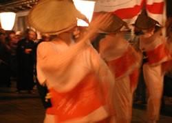 越中八尾おわら風の盆の2016年の日程!曳山祭 のおすすめを紹介