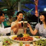 【ホテルオークラ 神戸】2016年海辺でBBQを楽しみながらビアガーデン!