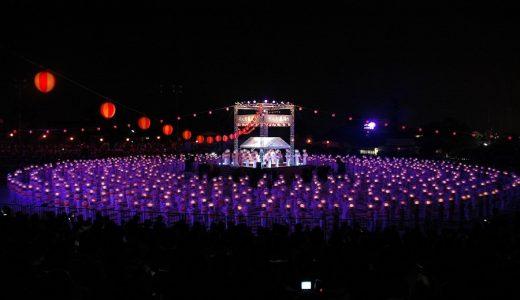 【熊本県】山鹿灯籠祭り2016のイベントのおすすめポイントを紹介