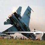 【動画・画像アリ】ブルーインパルス浜松基地航空祭の墜落事故2014!原因とその後