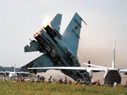 ブルーインパルス 墜落2