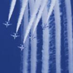 ブルーインパルスが宮城県石巻川開き祭り2016に飛行!8月1日のアクロバットショーに大興奮