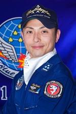 ブルーインパルスパイロット7