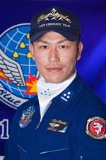 ブルーインパルスパイロット5