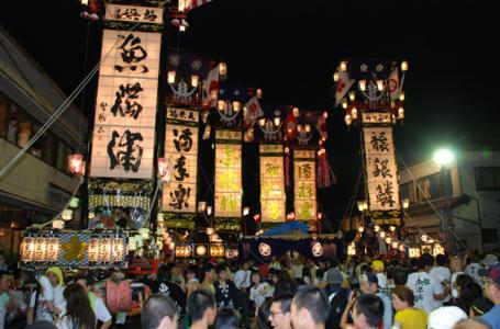 石崎奉燈祭(ほうとうまつり)2016のおすすめ紹介!日程、スケジュール。七尾大盛況!?