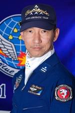 ブルーインパルスパイロット2