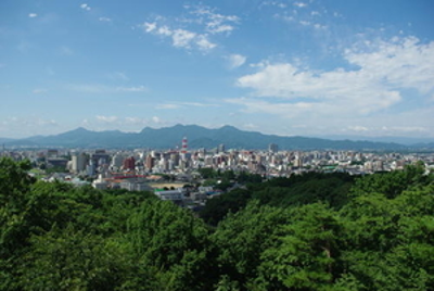 岩山展望台