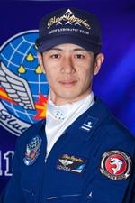 ブルーインパルスパイロット8