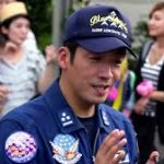 宮城東松島夏まつり2016でブルーインパルスの展示飛行!航空自衛隊のアクロバットショーに大興奮