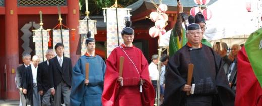 茨城県鹿島神社|神幸祭、提灯祭り2016の日程、見どころをレポートします