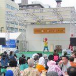 創成川公園サンキューフェスティバルの様子