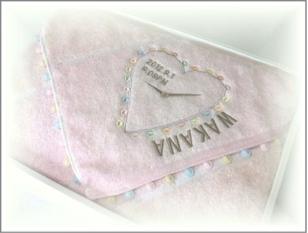 名入れタオル|赤ちゃんの名前を入れて出産のお祝い・プレゼントに!世界に一つだけのギフト