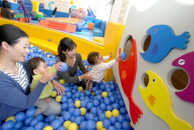 横浜市の子供の遊び場7選!ママも一緒に楽しい子連れのお出かけスポット【室内編】