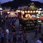 山梨県都留市|八朔祭り2016日程。ふるさと時代祭りイベントの見どころをレポート