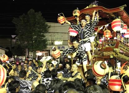 新潟県城下町新発田まつり2016の日程は?奉納台輪、祭りの見どころを紹介します。
