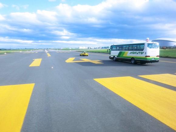 札幌丘珠空港フェスタバスツアーの様子をレポート