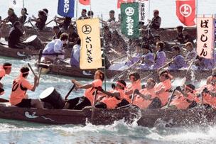 広島県因島水軍まつり2016の日程は?大筒花火,水上レースなどの見どころを紹介