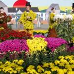 二本松菊人形まつり2016|日程、見どころをレポート。福島の霞ヶ城公園は大盛況