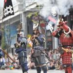 岐阜県信長まつり2016|日程、見どころレポート。今年はミッキーもパレードに参列します