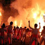 滋賀県勝部の火祭り「松明祭」2017の日程は?イベントのみどころ、駐車場情報などまとめ