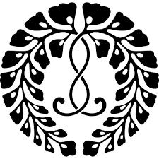 九条藤の家紋画像