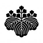 豊臣秀吉の五三桐紋