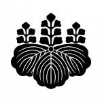 豊臣秀吉の五七桐紋
