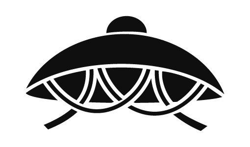 高橋の家紋の由来は何?笠紋(丸に笠)の意味を画像入りで解説