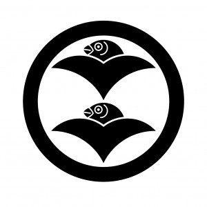 井上の家紋の由来・意味を画像で説明!丸に雁金は清和源氏の祖である源頼末