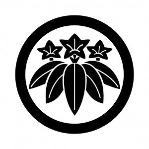 石川の家紋って何?蘇我氏にルーツを持つ苗字と丸に笹竜胆の由来・意味を画像で説明!