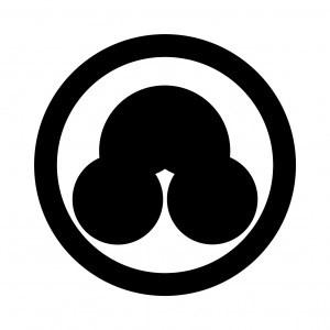 丸に洲浜紋