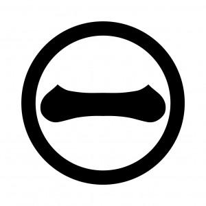 丸に一文字紋