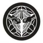 上杉謙信竹に雀の画像