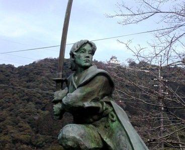 佐々木小次郎の家紋「隅四ツ目結」と生涯|「巌流島」で武蔵に負けたとされる謎だらけの剣客