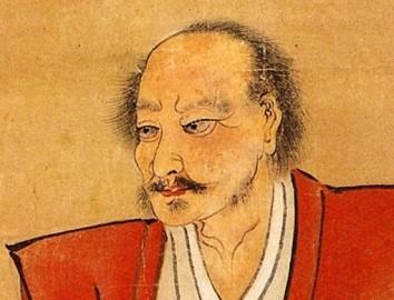 宮本武蔵の家紋「九曜巴」と生涯|巌流島で佐々木小次郎を破った剣客