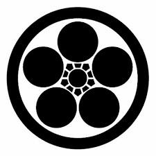丸に梅鉢紋