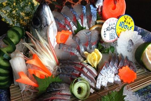 豊後水道の旬の魚