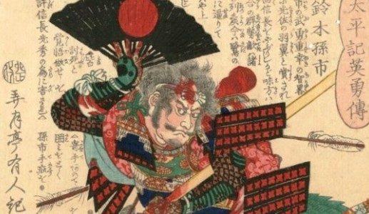 雑賀孫一の家紋「八咫烏」を解説!鉄砲軍団で信長を苦しめた戦国武将