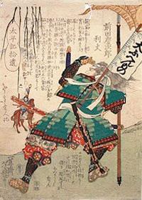 前田慶次の家紋「加賀梅鉢」を解説!かぶき者と呼ばれた戦国武将