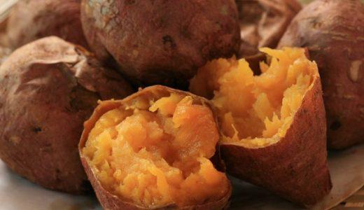 安納芋の特徴・旬の時期は?種子島発ねっとり系代表格のさつまいも