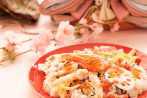 桃の節句の料理